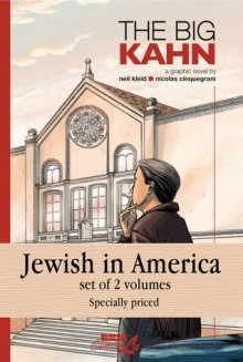 Jewish in America: A Set of Neil Kleid Graphic Novels - Neil Kleid, Nicholas Cinquegrani, Jake Allen