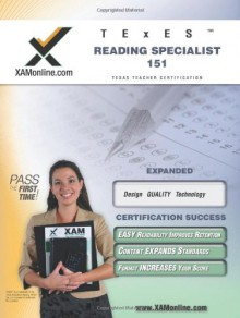 TExES Reading Specialist 151 Teacher Certification Test Prep Study Guide - Sharon Wynne
