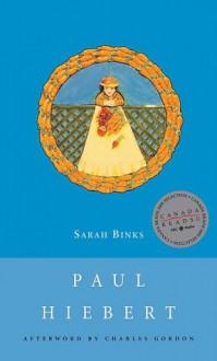 Sarah Binks - Paul Hiebert