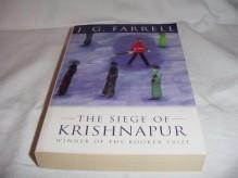 Siege Of Krishnapur - J.G. Farrell
