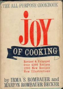 Joy of Cooking 1964 - Irma S Rombauer, Marion Rombauer Becker