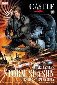 Storm Season - Richard Castle, Brian Michael Bendis