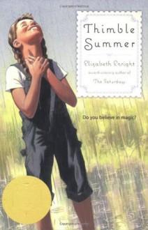 Thimble Summer - Elizabeth Enright