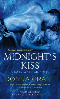Midnight's Kiss - Donna Grant