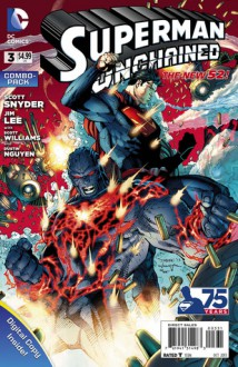 Superman Unchained #3 - Scott Snyder, Jim Lee