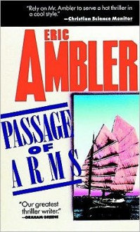 Passage of Arms - Eric Ambler, Simon Vance