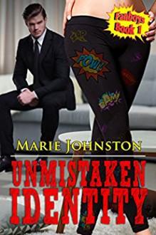 Unmistaken Identity (Fanboys) (Volume 1) - Marie Johnston