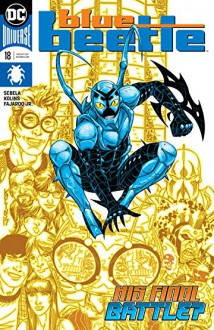 Blue Beetle 18 - Scott Kolins,Christopher Sebela