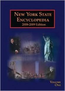 New York State Encyclopedia (2008-2009 Edition) Two Volumes - F. Daniel Larkin, Jennifer L. Herman