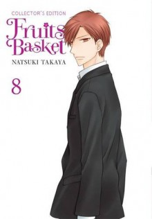 Fruits Basket Collector's Edition, Vol. 8 - Natsuki Takaya