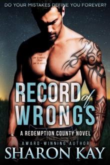 Record of Wrongs - Sharon Kay