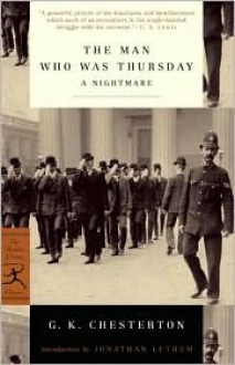 The Man Who Was Thursday: A Nightmare -