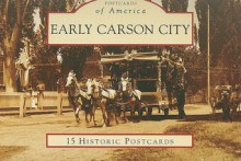 Early Carson City - Susan J. Ballew, L. Trent Dolan