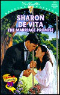 The Marriage Promise (The Blackwell Brothers, #1) - Sharon De Vita
