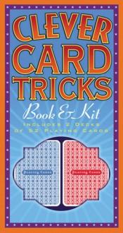 Clever Card Tricks Book & Kit - Bob Longe