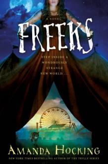 Freeks - Amanda Hocking