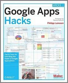Google Apps Hacks - Philipp Lenssen