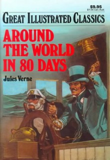 Around the World in 80 Days (Adaptation) - Marian Leighton, Malvina G. Vogel, Pablo Marcos Studio, Jules Verne