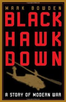 Black Hawk Down (Audio) - Mark Bowden, Joe Morton