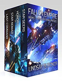Fallen Empire Books 1-3 (Fallen Empire 0.5–3) - Lindsay Buroker