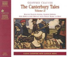 Canterbury Tales II 3D - Geoffrey Chaucer, Frank Ernest Hill, John A. Rowe, Charles Simpson, John Moffatt, Philip Madoc, Frances Jeater