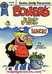 Boner's Ark Book One - Frank Johnson