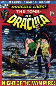 Tomb of Dracula (1972-1979) #1 - Gerry Conway,Gene Colan,Neal Adams