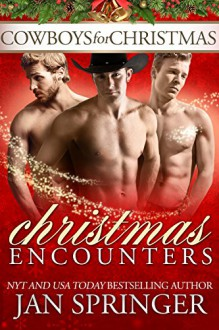 Cowboys for Christmas: A Contemporary Western Erotic Romance Menage (Christmas Encounters) - Jan Springer,Julie Naughton