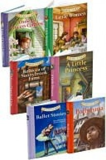 Girl Books Set (Classic Starts Series) - Sterling Publishing Company, Inc., Kathleen Olmstead, Tania Zamorsky, Deanna McFadden, Lisa Church
