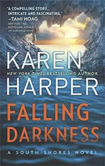 Falling Darkness: A Novel of Romantic Suspense (South Shores) - Karen Harper