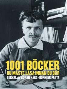 1001 böcker du måste läsa innan du dör - Göran Hägg