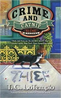 Crime and Catnip - T.C. Lotempio