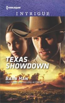 Texas Showdown (Cattlemen Crime Club) - Barb Han