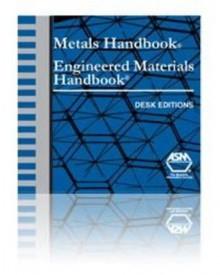 ASM Desk Editions CD-ROM (2 Volumes on One CD): Metals Handbook & Engineered Materials Handbook - ASM International, ASM International