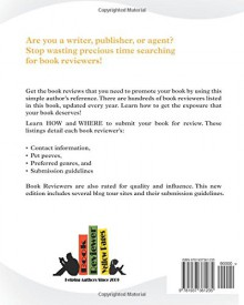 Book Reviewer Yellow Pages: A Book Marketing Guide for Authors and Publishers - Christine Pinheiro,David Wogahn
