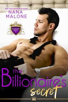 The Billionaire's Secret (The Billionaire Duet #2) - Nana Malone