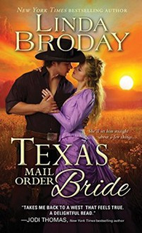 Texas Mail Order Bride - Linda Broday