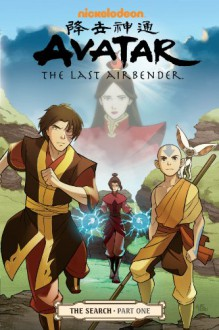 Avatar: The Last Airbender: The Search, Part 1 - Dave Marshall, Gurihiru, Michael Dante DiMartino, Bryan Konietzko, Gene Luen Yang