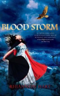 Blood Storm - Rhiannon Hart