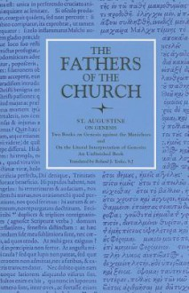 On Genesis (Fathers of the Church) - Augustine of Hippo