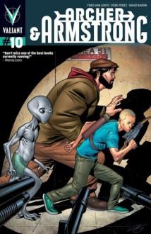 Archer & Armstrong (2012- ) #10 (Archer & Armstrong - Fred Van Lente, Pere Pérez