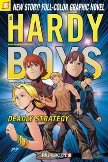 Deadly Strategy (Hardy Boys Graphic Novel Series #20) - Scott Lobdell, Paulo Henrique