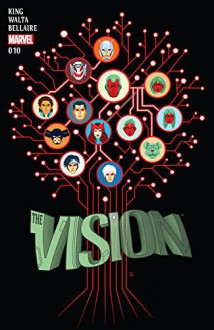 Vision (2015-) #10 - Tom King, Gabriel Walta, Mike Del Mundo