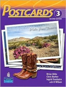 Postcards 3 (2nd Edition) - Brian Abbs, Chris Barker, Ingrid Freebairn