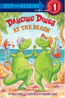Dancing Dinos at the Beach - Sally Lucas