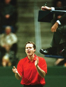 Davis Cup - Neil Harman, International Tennis Federation Staff