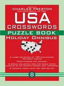 USA Crosswords Holiday Omnibus - Charles Preston