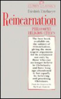 Reincarnation - Friedrich Rittelmeyer