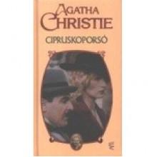 Cipruskoporsó (Hercule Poirot, #21) - Erzsébet Zombory, Agatha Christie