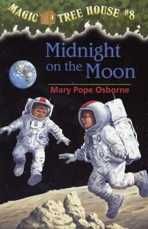 Midnight On The Moon - Sal Murdocca, Mary Pope Osborne